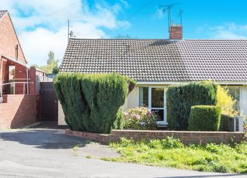 Thumbnail 2 bed semi-detached bungalow for sale in Hoo Road, Kidderminster