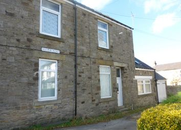 Thumbnail 4 bed end terrace house for sale in Manor Road, Medomsley