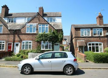 Thumbnail 3 bed end terrace house for sale in Lock Road, Broadheath, Altrincham