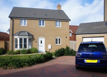 Thumbnail 3 bed detached house for sale in Arpins Pightle, Cranfield, Bedford
