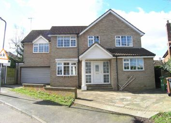 Thumbnail 5 bed detached house for sale in Catsey Lane, Bushey