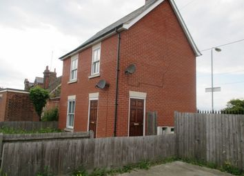 Thumbnail 1 bed flat to rent in Station Road, Dovercourt, Harwich