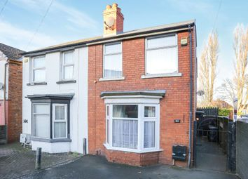 Thumbnail 2 bed semi-detached house for sale in Prestwood Road, Wednesfield, Wolverhampton