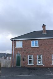 Thumbnail 3 bed semi-detached house for sale in Chancellors Hall, Newry