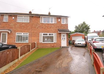 3 bed semi-detached house for sale in Marsland Close, Denton, Manchester M34
