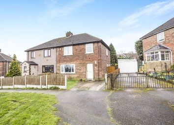 Thumbnail 3 bedroom semi-detached house for sale in Thornaby Drive, Clayton, Bradford