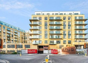 Thumbnail 1 bedroom flat for sale in 5th Floor, Langley Square, The Earl, Mill Pond Road, Dartford, Kent
