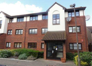 Thumbnail 2 bed flat to rent in 2 Violet Close, Hackbridge, Surrey