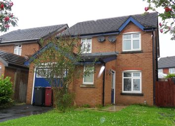 Thumbnail 3 bed detached house for sale in Nightingale Close, Guide, Blackburn