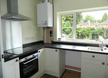 Thumbnail 2 bed flat to rent in Bridgewood Road, Blythe Bridge