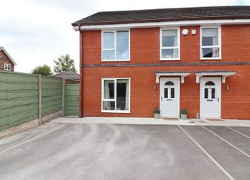 Thumbnail 3 bed mews house for sale in Windmill Rise, Boothstown, Manchester