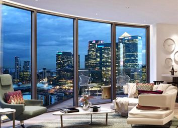 Providence Tower, Canary Wharf E14. 2 bed flat for sale