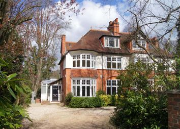 Thumbnail 2 bed flat for sale in Upper Park Road, Camberley, Surrey