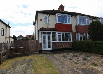 Thumbnail 3 bed semi-detached house for sale in Charminster Road, Worcester Park
