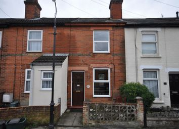Thumbnail 2 bed terraced house for sale in Lisle Road, Colchester