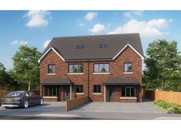 Thumbnail 4 bed semi-detached house for sale in Mayflower Way, Beaconsfield