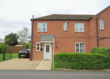 Thumbnail 2 bed semi-detached house for sale in Aaron Way, Kirton, Boston