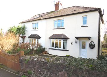 Thumbnail Semi-detached house for sale in Hillview Road, Minehead