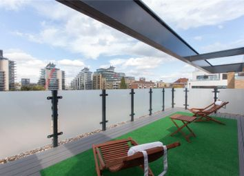 Thumbnail 1 bed flat for sale in Stockbridge House, 23 Eltringham Street, London