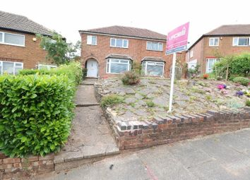 Thumbnail 3 bed semi-detached house for sale in Camplin Crescent, Handsworth Wood