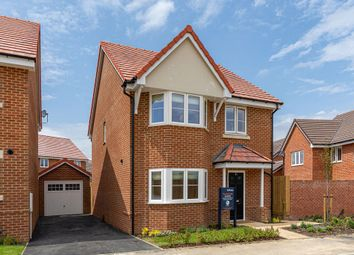 Thumbnail 4 bed detached house for sale in The Stanning, Amen Corner, London Road, Binfield