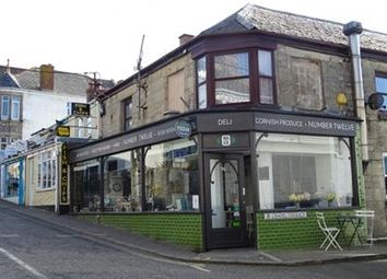 Thumbnail Restaurant/cafe for sale in Number Twelve Delicatessen And Cafe, 12 Fore Street, Porthleven, Helston