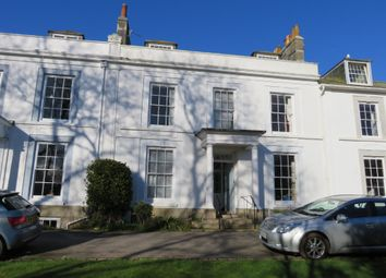 Thumbnail 1 bedroom flat for sale in Clarence Place, Penzance