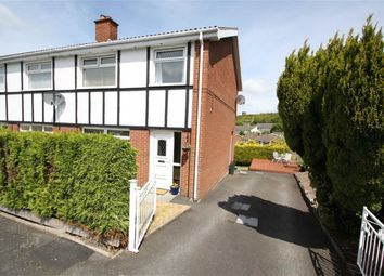 Thumbnail 3 bed semi-detached house for sale in Craigs Road, Ballynahinch, Down