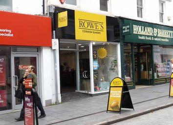 Thumbnail Retail premises to let in 26, Union Street, Torquay