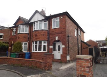 Thumbnail 5 bed property to rent in Moorfield Avenue, Withington, Manchester