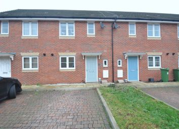 Thumbnail 3 bed terraced house for sale in Cranwell Road, Farnborough