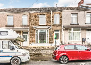 Thumbnail 5 bed terraced house for sale in Rhondda Street, Mount Pleasant, Swansea