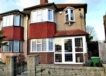 Thumbnail 3 bedroom semi-detached house to rent in Cromwell Road, Beckenham