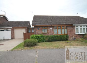 Thumbnail 2 bed semi-detached bungalow to rent in Kingswood Avenue, Carlton Colville, Lowestoft, Suffolk