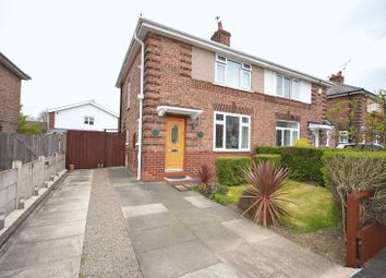 Thumbnail 3 bedroom semi-detached house for sale in Lancaster Road, Widnes