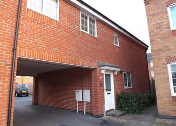 Thumbnail 2 bed flat for sale in Raleigh Close, Stoke-On-Trent, Staffordshire