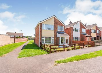 Thumbnail 3 bed link-detached house for sale in Ashridge Walk, Yaxley, Peterborough