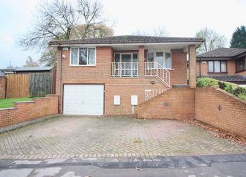 Thumbnail 3 bed detached house for sale in Stonebury Avenue, Coventry