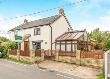 Thumbnail 2 bed semi-detached house for sale in Bull Hill, Pilley, Lymington