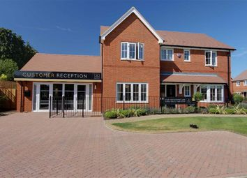 Thumbnail 4 bed detached house for sale in Weston Road, Aston Clinton, Aylesbury