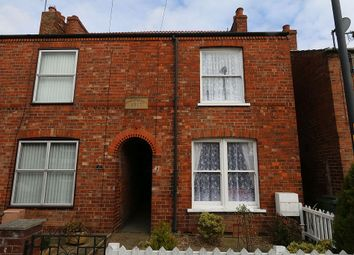 Thumbnail 2 bed cottage for sale in Trinity Lane, Louth, Lincolnshire