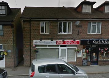 Thumbnail Retail premises to let in London Road, Crowborough