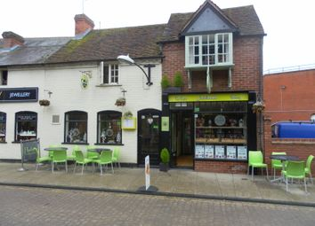 Thumbnail Restaurant/cafe for sale in 4-5 Meer Street, Stratford Upon Avon