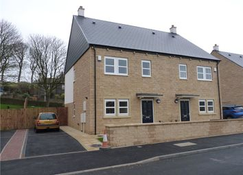 Thumbnail 3 bedroom semi-detached house for sale in Hareton Way, Bogthorn, Oakworth, Keighley