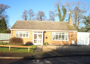 Thumbnail 3 bed detached bungalow for sale in Fox Hollies, Sharnford, Hinckley