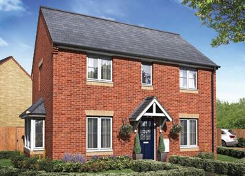 Thumbnail 3 bed detached house for sale in Barleythorpe Road, Oakham, Rutland