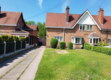 Thumbnail 3 bed semi-detached house to rent in Park Lane, Minworth, Sutton Coldfield