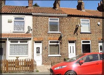 Thumbnail 2 bed terraced house to rent in Mill Lane, Beverley