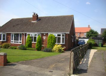Thumbnail 3 bed semi-detached bungalow to rent in Worlaby Road, Scartho, Grimsby