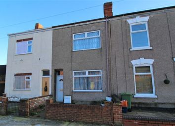 Thumbnail 3 bed terraced house to rent in Weelsby Street, Grimsby